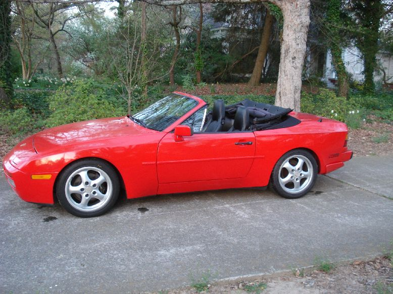 1990 Porsche 944 S2 Cabriolet - Pelican Parts Technical BBS
