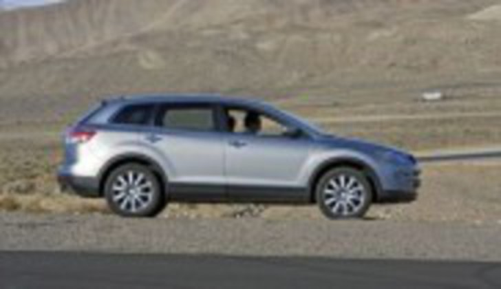 Mazda CX-9 GT 37 - articles, features, gallery, photos, buy cars - Go Motors
