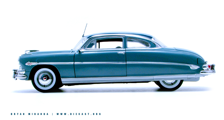 Hudson Hornet Club Coupe