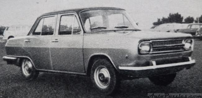 Moskvitch Unknown