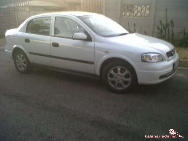 Opel Astra 17 Classic