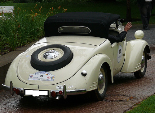 Opel Super Six Sport Roadster