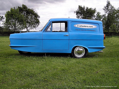 Reliant Regal Super Van 3