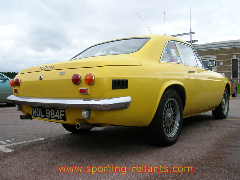 Reliant Scimitar GT