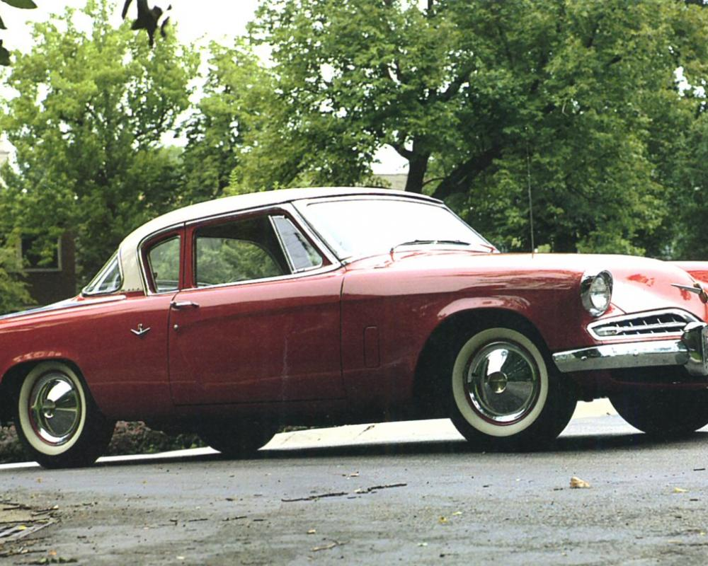 Studebaker 2 door coupe