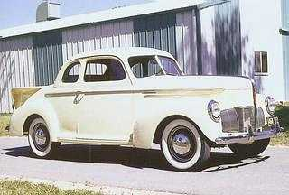 Studebaker Champion coupe