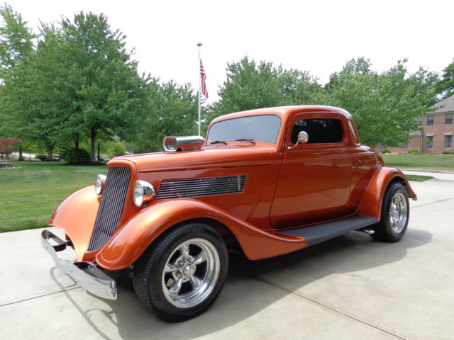 1934 Ford Streetrod * Stunning * Meticulously Built * No Expense ...