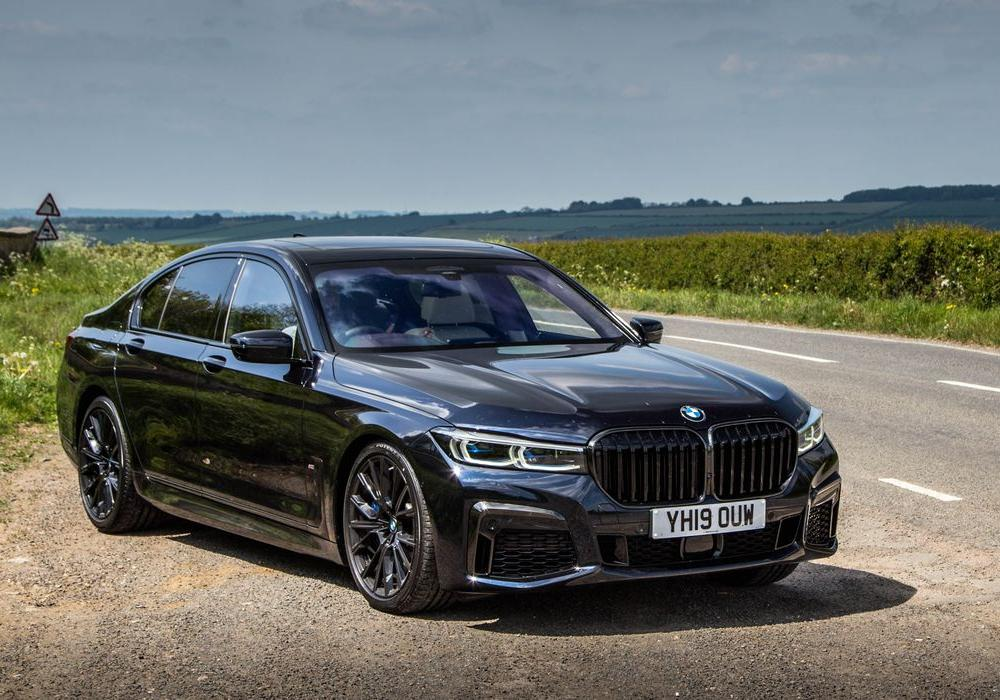The BMW 750i Is An Unsung Super Saloon Hero I'd Have Over An M5