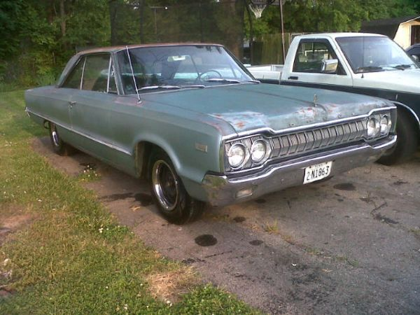 Mine's a custom 880 1965 Dodge Polara (With images) | Dodge, Mopar ...