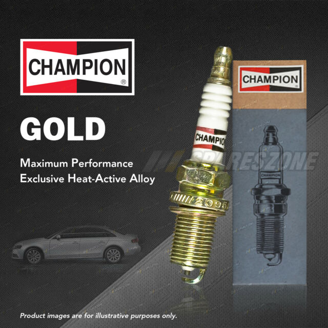 Champion Gold Spark Plug for MAZDA DEMIO Dw3w Dy5w L512s Ms-6 Ge8p ...