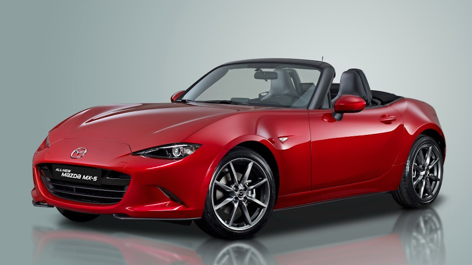Mazda MX-5/Miata (ND). Owners' reviews with photos — DRIVE2