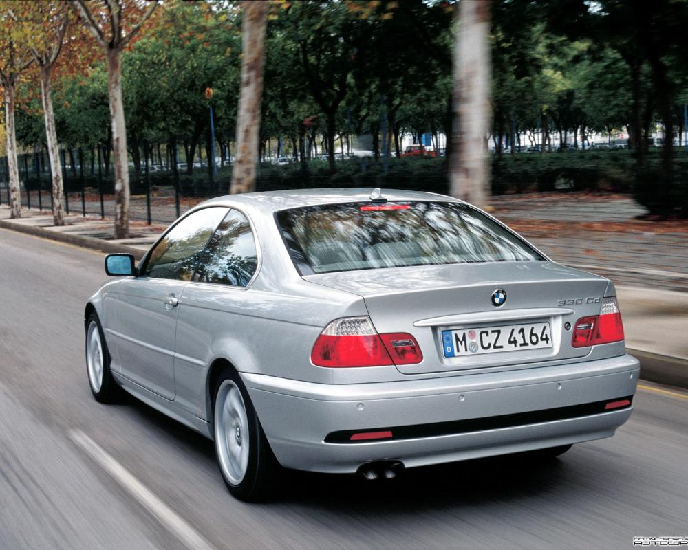 BMW 3-series E46 Coupe picture #62785 | BMW photo gallery ...