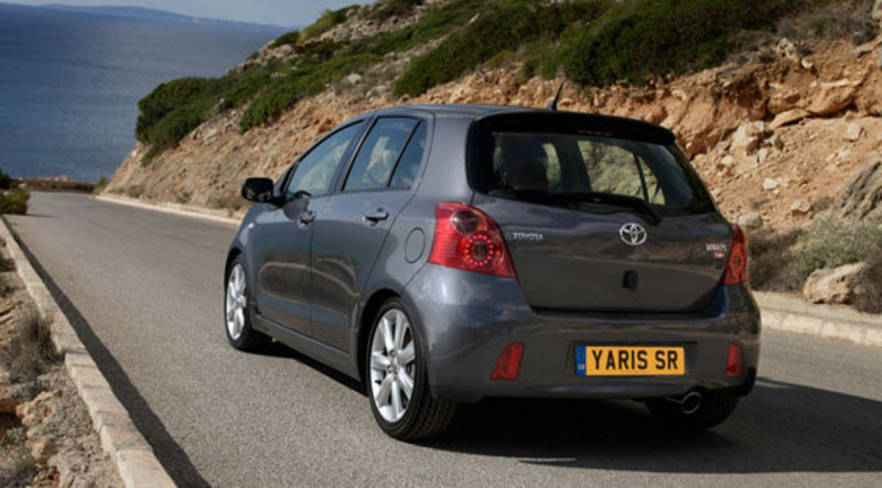 Toyota's Answer To Mini Cooper? - Toyota Yaris RS | Top Speed