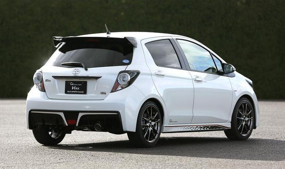Toyota Yaris RS G Sports Concept - 1/2
