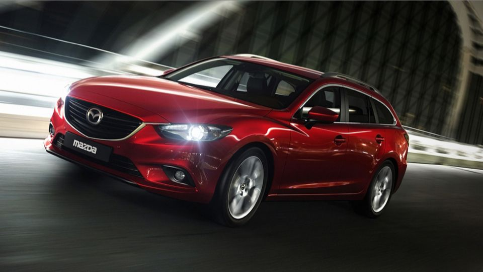 The Best Cars Europe Gets That We Don't | Mazda 6 tourer, Mazda 6 ...