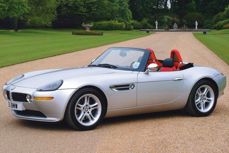 BMW Z8 prices have skyrocketed