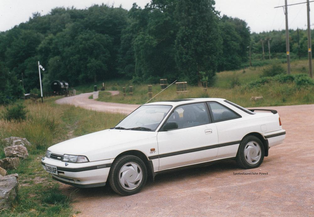 1988 Mazda 626 2.0 GTi Coupe, E299UGP (1999) | John Powell p… | Flickr