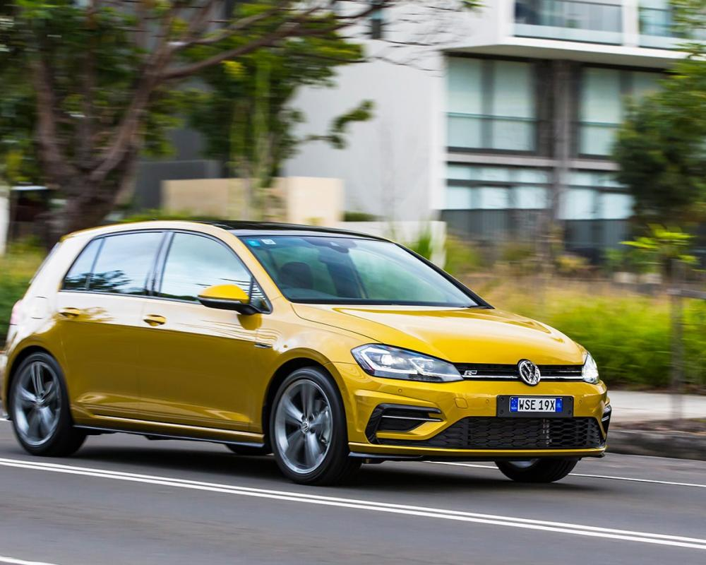 2017 Volkswagen Golf 110TSI Highline quick review