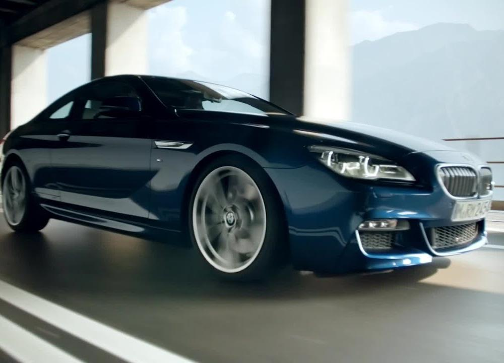 The new BMW 6 Series. Official launchfilm. - YouTube
