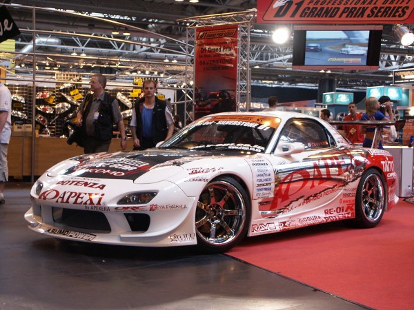 Images for > Mazda Rx 7 Turbo Cab