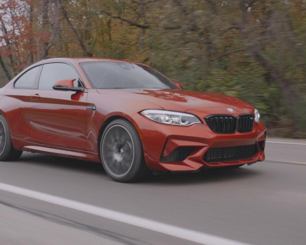 BMW's M division will get plug-in hybrid first, full EV after 2025 ...
