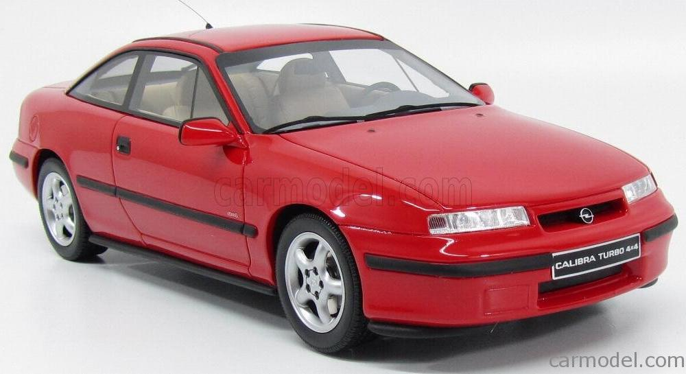 OTTO-MOBILE OT172 Masstab: 1/18 | OPEL CALIBRA TURBO 4X4 1996 ...