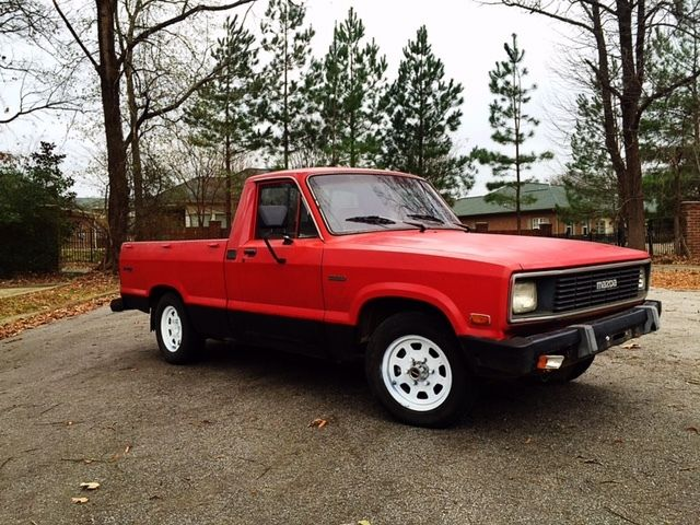 Rare 1984 Mazda B2000 Sundowner Sport - Awesome Little Work Truck ...