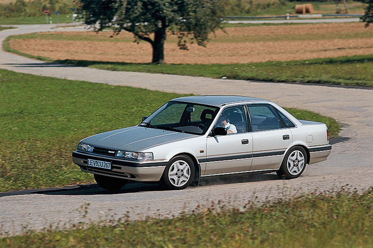 Mazda 626 Typ GD/GV ▻ Alle Generationen, neue Modelle, Tests ...