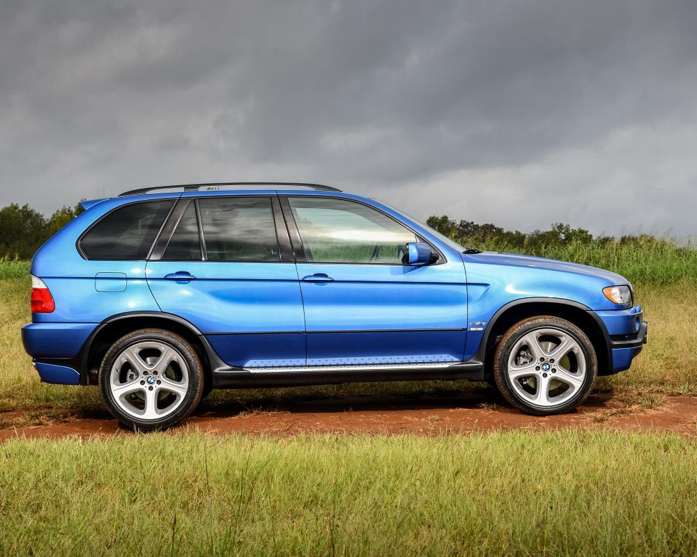 Cars desktop wallpapers BMW X5 4.6is US-spec - 2002 - Page 2