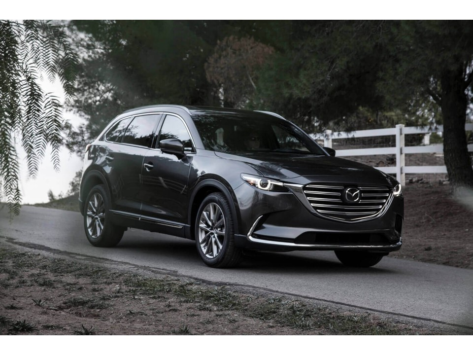 2019 Mazda CX-9 Pictures: 2019 Mazda CX-9 36 | U.S. News & World ...