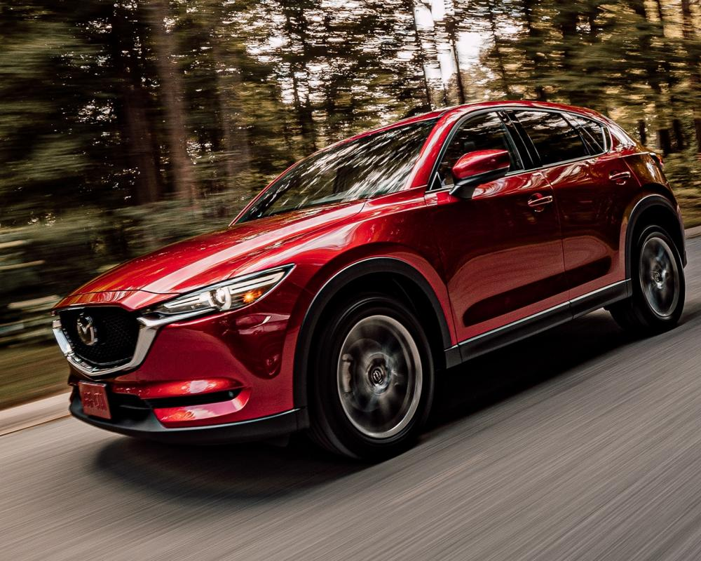 2019 Mazda CX-5 Diesel: Testing the SkyActiv-D SUV That's Finally ...
