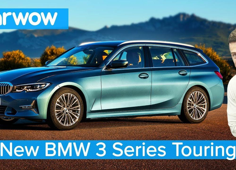 New BMW 3 Series Touring 2020 - see why it's the best car in the ...