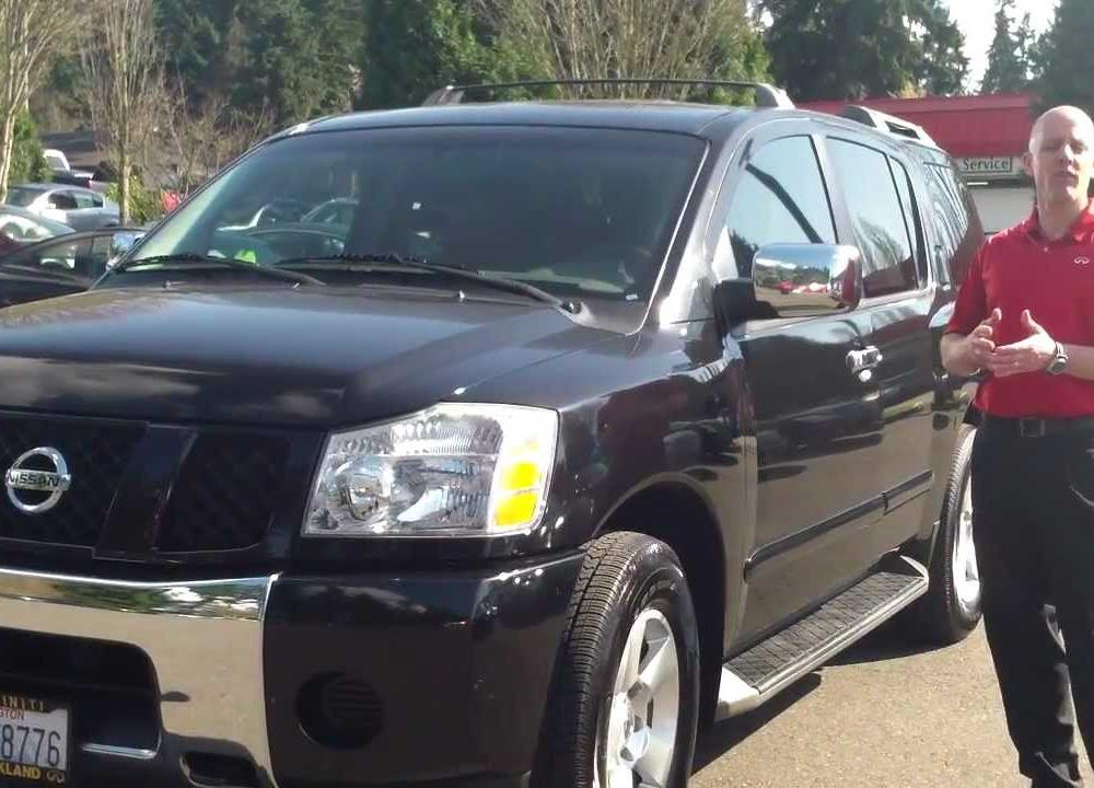 Review: why a 2004 Nissan Armada under $6000 is such an amazing ...