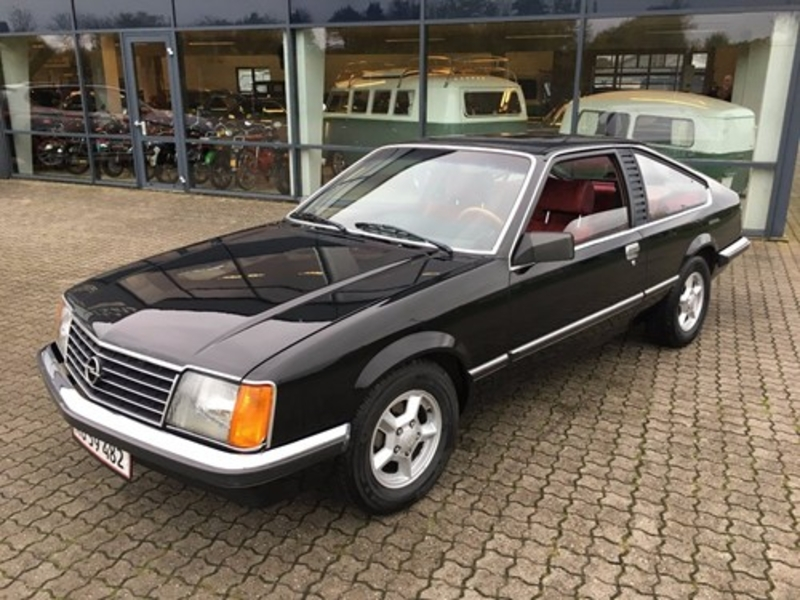 1983 Opel Monza is listed Sold on ClassicDigest in Denmark by CC ...