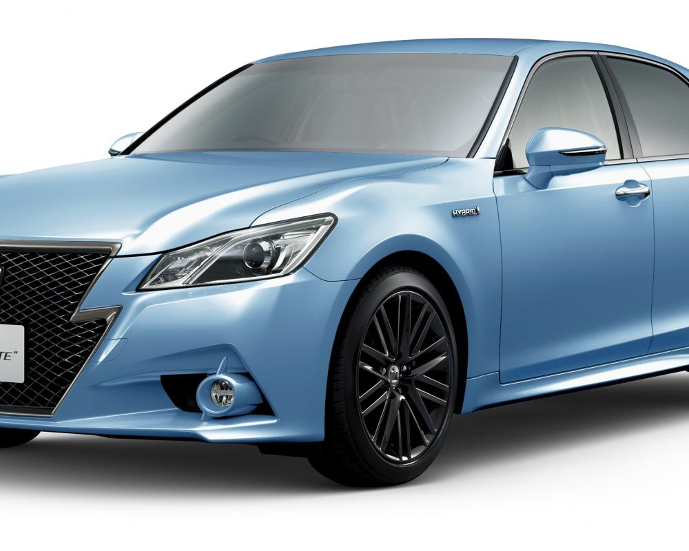 Toyota 'Crown' Turns 60 | Toyota Motor Corporation Official Global ...