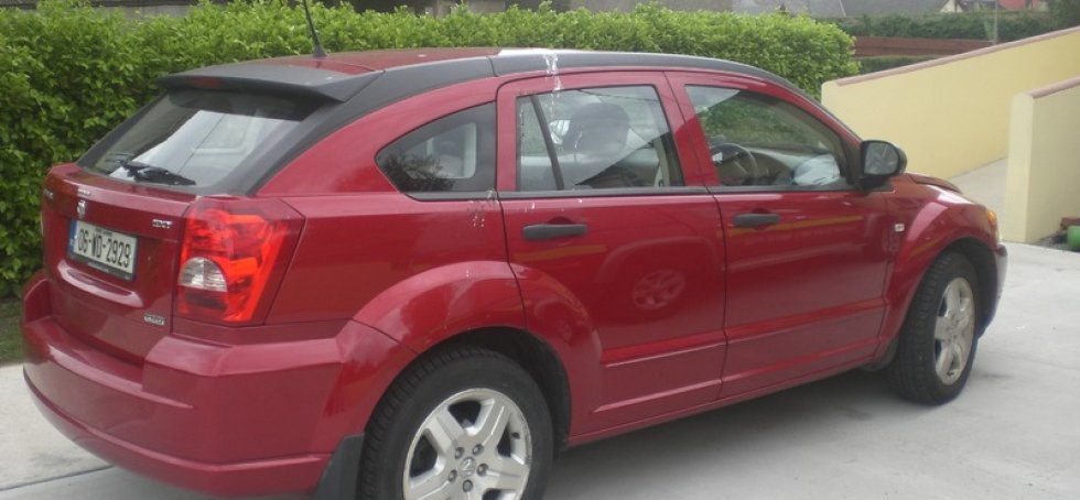 Dodge Caliber Sxt Crd 20 Diesel For Sale For Sale in Portlaw ...