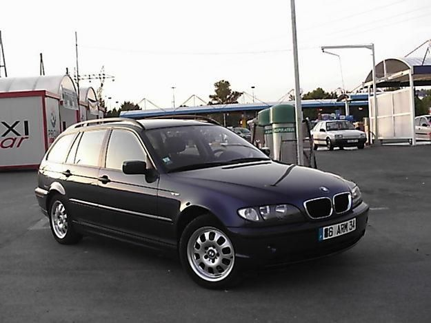 BMW 320d Break | Bmw 320d, Bmw, Bmw e46