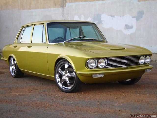 Mazda 1500 1971 model - Vintage and Classic Cars - PakWheels Forums