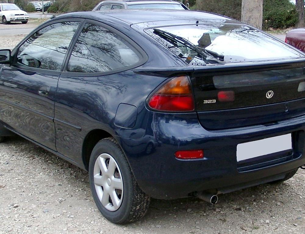 Datei:Mazda 323C rear 20080226.jpg – Wikipedia
