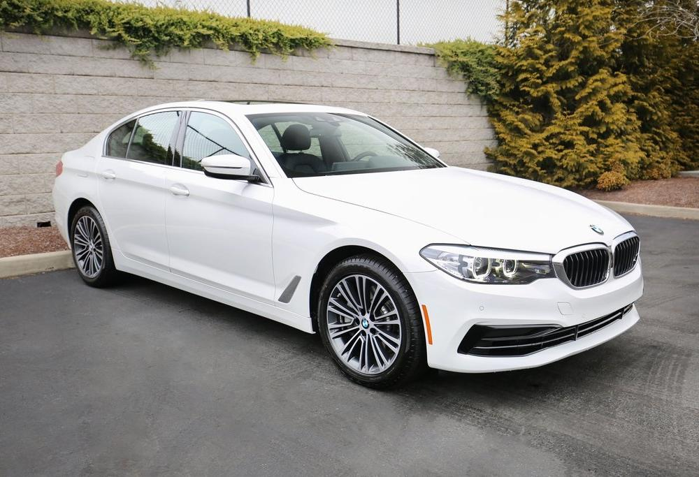 Pre-Owned 2020 BMW 5 Series 4dr Car in Ridgefield #BR8683L | BMW ...