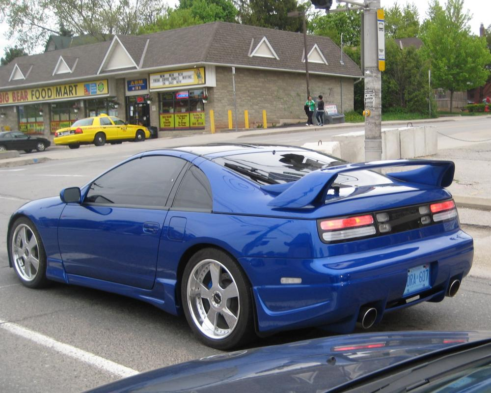NISSAN 300 ZX image #12