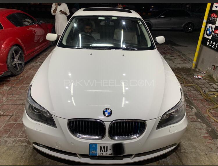 BMW 5 Series for sale in Pakistan | PakWheels