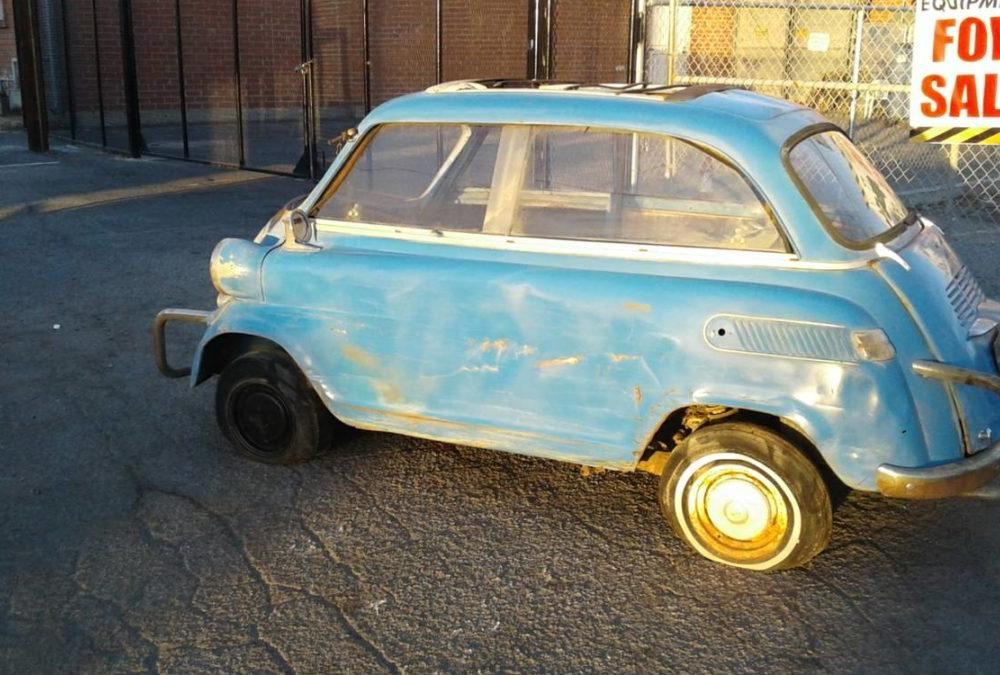 1958 BMW Isetta 600 Project | Deadclutch