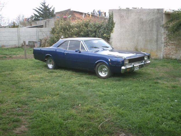 Dodge Polara Custom Coupe #0707