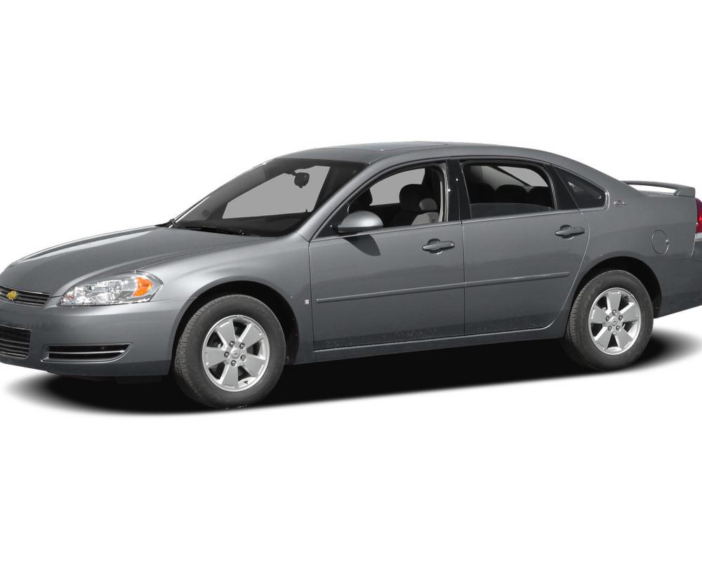 2008 Chevrolet Impala Pictures