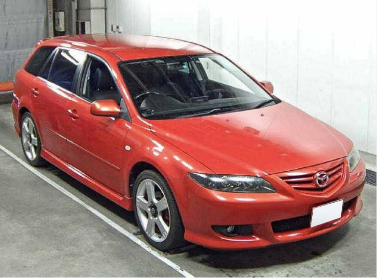Japan used Mazda Atenza LA-GY3W 2004 for Sale-3335500