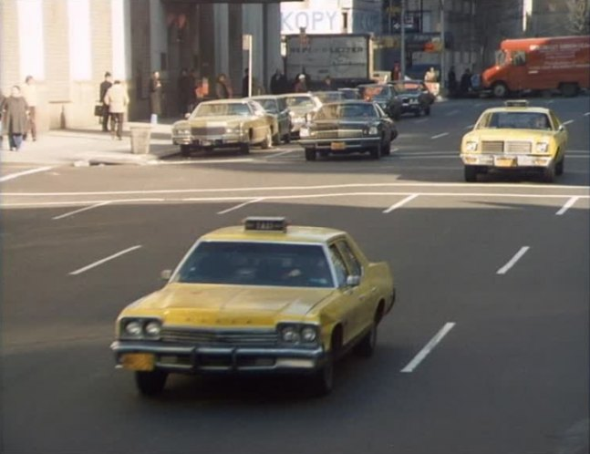 "IMCDb.org: ""Kojak, 1973-1978"": cars, bikes, trucks and other vehicles"
