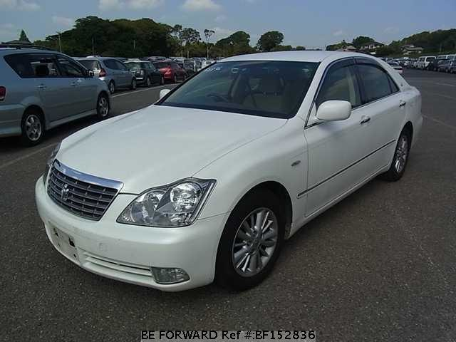 Used 2007 TOYOTA CROWN ROYAL SALOON MULTI/DBA-GRS180 for Sale ...