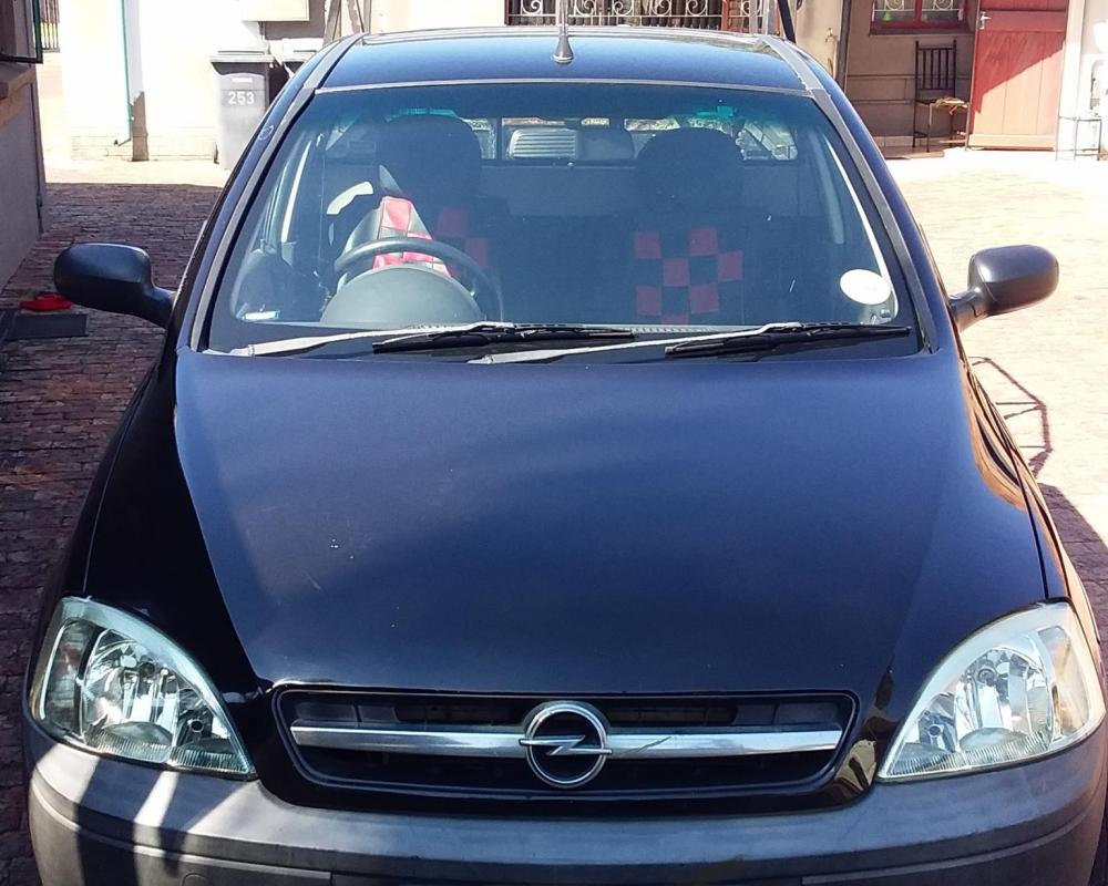 Opel Corsa Utility | Junk Mail