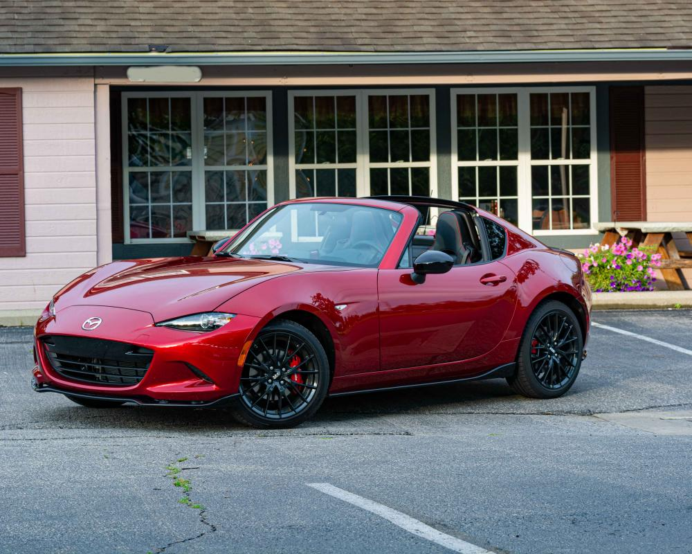 2019 Mazda MX-5 Miata Club RF – The Last Hope - The Truth About Cars